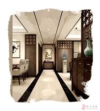 儒雅翰林――周口师院平层设计