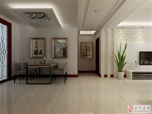 新房装修-邹平金鼎世家现代简约风格装修案例