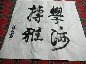 【郭锐民书法】碧涛