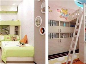 几款小户型儿童房设计,空间瞬增N平方!