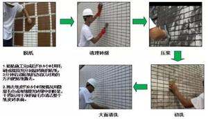 贴砖是个技术活儿,规范施工是这样的