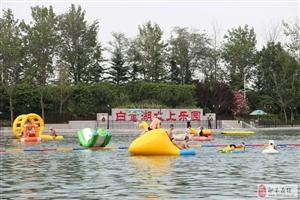 7月1日以后,平度的网友们可以到这个地方游泳了