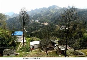 麻江坳口:山乡行摄