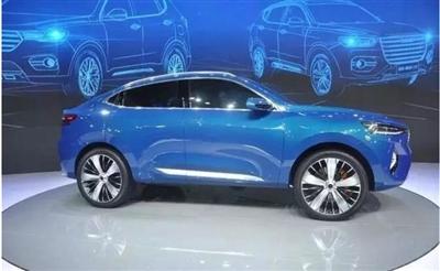 哈弗这款新车,开出去远看被以为是X6,炫酷炸了