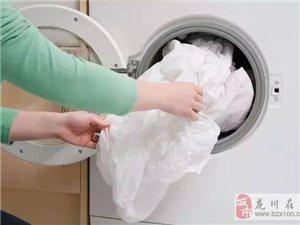 洗衣机比厕所还脏,半年清洗一次只需5块钱!