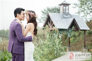 教你如何打造浪漫花园婚礼_巢湖金夫人婚纱摄影
