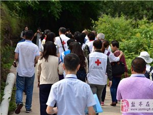 【香港红十字会】从香港到盐亭