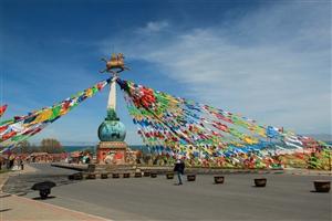 藏区特色景观