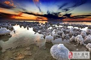 中国最大盐湖:价值12万亿,湖面可通行汽车火车飞机还能建工厂
