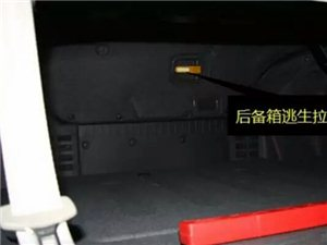 车内最实用的秘密功能,看过一次就能记住一辈子!