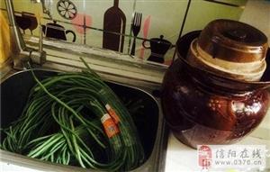 咸菜自己做很简单!安全无添加,做一次能吃半年