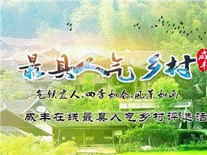 """咸�S朝�""""最具人�忄l村""""投票活�釉u�x中..."""