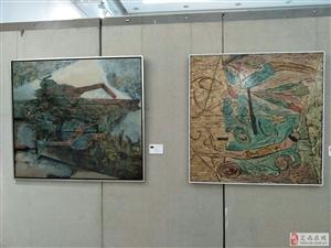福建省美术馆馆藏漆画作品展