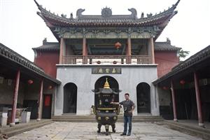 徒步江南四大名村,观赏古朴风情奇观(九里村)