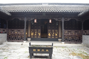 徒步江南四大名村,观赏古朴风情奇观(儒里村)