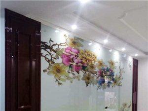 3D艺术背景墙