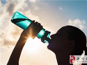 95.3%的人不会喝水 这十大情况该补水!