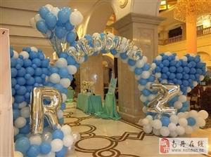 气球装饰――给你不一样的视觉盛宴