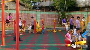 痛心!一小孩在小区头部被挤爆身亡,你家孩子可能也爱玩这个