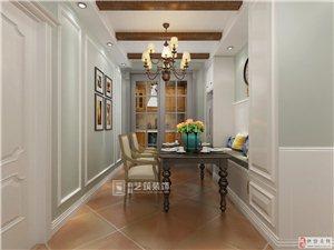 超好看的清新美式风格,房子居然可以装修成这样!