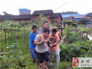 永州经开区:背也要保证百姓安全
