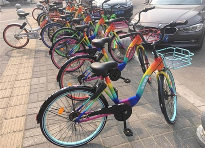 共享单车新玩家聚焦二三线城市但这并非一片蓝海