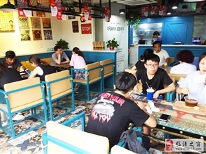 新店开业免费吃不停 臭豆腐界的网红来临潼啦!