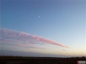 广饶的天空