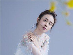 """郑合惠子曝光""""花嫁""""大片,身着纯色蕾丝婚纱,宛如夏之精灵(图片)"""