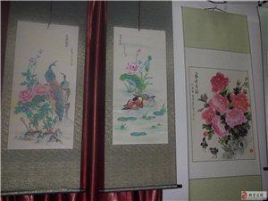 东哨镇第八届书画展纪实