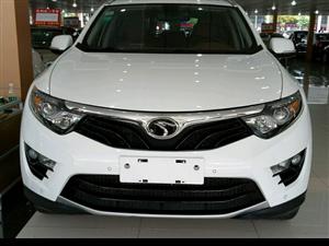 东南 DX7 2015款 1.5T 自动 豪华型 9.5万