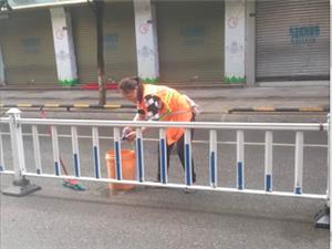 为辛勤劳动换来城市的整洁,为我们筠连的环卫工人点赞!