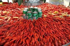 嗨翻夏日!7月22日大英首届龙虾美食节震撼来袭,龙虾免费吃,啤酒敞开喝