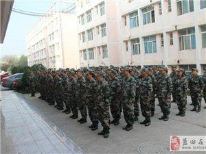 陕西曙光救援四大队2017年民兵训练纪实