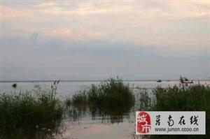 """我��七大淡水湖之一""""��R湖"""""""
