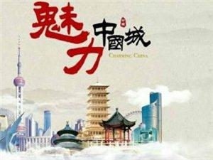 """""""魅力中国城""""请为我们衡水投票!"""