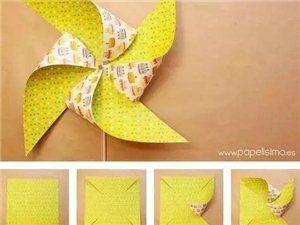 20个简单有趣的折纸教程,陪孩子玩儿再也不用发愁了!