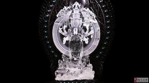 水晶雕刻欣赏