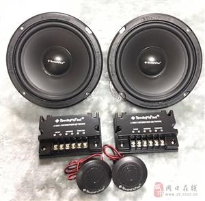 杭州汽车音响改装  五菱宏光音响升级美国美乐福