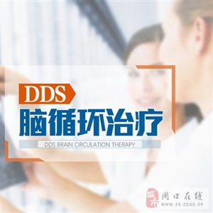 治疗发育行为疾病:DDS脑循环治疗