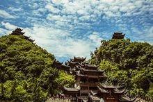 全国最大的苗寨中心九黎城