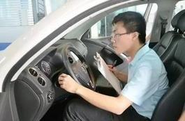 提车时,汽车销售顾问最怕你注意到这几个细节