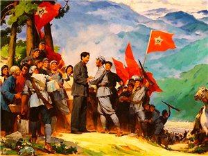 《红四军第一次来寻乌》(作者:刘栋梃)