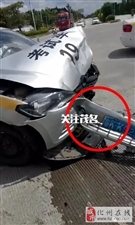 """市民大道一""""考试车""""发生交通事故,化州教练车学员学习驾驶路线和时间在这"""