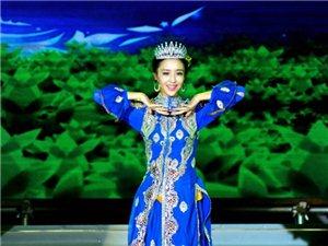 """佟丽娅三沙岛慰问演出,献上了独门秘籍新疆""""顶碗""""舞,姿势优雅十足"""