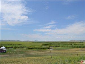 最美的山地草原