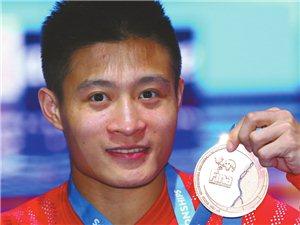 布达佩斯世锦赛泸州小伙杨健10米台摘铜