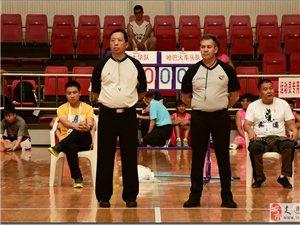"""2016第32届黑龙江省同江""""促进杯""""中俄篮球赛开幕"""