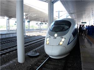 乌兰浩特-白城快速铁路竣工通车,内蒙古第一条跨区域列车正向我们驶来