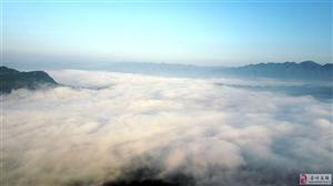 到务川红丝乡油茶示范基地,瞰云海,看日出!